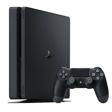 New Imported Sony PlayStation 4 (PS4) 1TB Console with One Controller Black