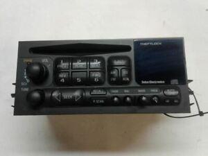 Audio Equipment Radio Am-fm-stereo-cd Player Opt UN0 Fits 96-05 ASTRO 1383567
