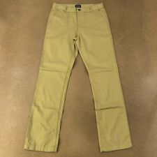 The Children's Place Boys Size 14 Flax Uniform Skinny Chino Pants Nwot