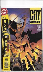 Catwoman (2002 Series) #36 December 2004 DC NM