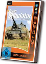 PC Computer Spiel ***** Panzer Simulator * Simulation *******************NEU*NEW