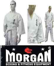 KYOKUSHINKAI UNIFORM 14oz CANVAS GI SIZE 0 1 2 3 4 5 6 7 8 99W WHITE KARATE