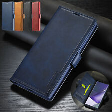 For Samsung Galaxy Note 20/ 20 Ultra Luxury Leather Card Wallet Stand Case Cover