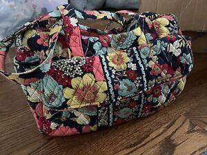 Vera Bradley Happy Snails Baby diaper bag - lots of storage pockets - large