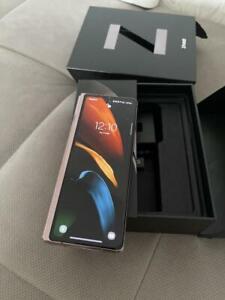 Samsung Galaxy Z fold 2 256gb Bronze Free Shipping