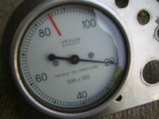 Original Veglia Competizione rev counter bevel Ducati Silver Shotgun Mark 3 D B