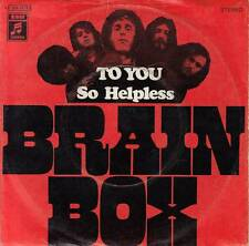 Brainbox - To You/Helpless  (Vinyl-Single 1970) RAR !!!