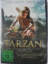 Tarzan und die verlorene Stadt - Clayton Greystoke - Casper van Dien, Jane March