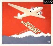 Battle of Stalingrad Super Audio Hybrid CD (CD, Nov-2013, Lawo Classics)