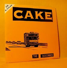 Cardsleeve Single cd Cake The Distance 2TR 1996 alternative rock