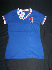 Majestic Women's Philadelphia Phillies Shirt NWT Large