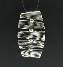 STERLING SILVER PENDANT 925 NEW HANDMADE QUALITY SOLID