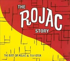 The Rojac Story: The Best of Rojac & Tay-Ster 2xCD rare R&B soul