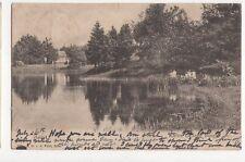 Zeist Klene Gloene Bergje Netherlands Vintage Postcard 163a