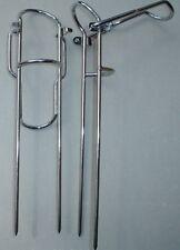2 X Folder able fishing rod holder brand new