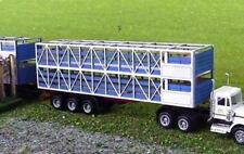 Plastic Diecast Tractor Trailers/Semis