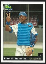 1991 Classic Best Huntington Cubs Minor League Baseball card - Pick your player