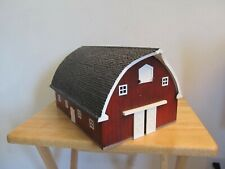 Ertl Farm Country pre decorated gable barn building shed 1/64th scale