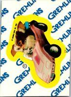 1984 Topps Gremlins Movie Sticker Card #7 Gizmo