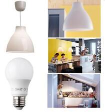 IKEA Melodi Hängeleuchte / Decke Licht - Altweiß Idle Für Essen Tisch / BAR Top