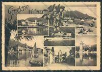 Brescia Gardone Riviera FG cartolina RB2345