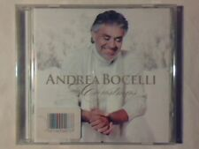 ANDREA BOCELLI My Christmas cd NATALIE COLE MARY J. BLIGE NUOVO UNPLAYED!!!