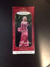 MARILYN MONROE, #1 in Series, Hallmark Keepsake Ornament, Dated 1997. New In Box