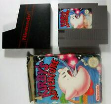 Kirby's Adventure (NO MANUAL) for Nintendo NES PAL