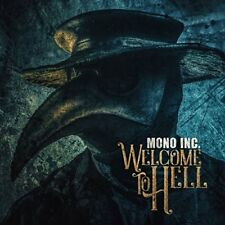 MONO INC. Welcome To Hell 2CD Digipack 2018