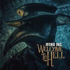 MONO INC. Welcome To Hell 2CD Digipack 2018