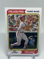 2020 Topps Archives Mike Schmidt #125 Philadelphia Phillies