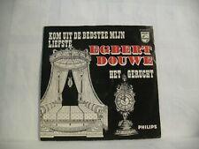 Egbert Douwe - Kom Uit De Bedstee Mijn Liefste,7''vinyl,Single, JF 333 971, 1968