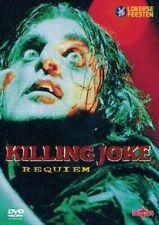 Killing Joke - Requiem (DVD Region '0') Lokerse festival 2003 (New Sealed)