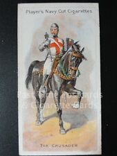 Single: The Crusader No.8 'RIDERS OF THE WORLD' John Player Ltd 1905