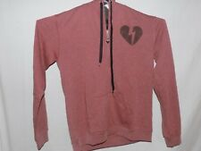 John Mayer Official Tour Merchandise Full Zip Hoody Hoodie Heartbreaker Size M