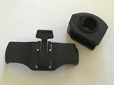 Bike Moto Handlebar Mount Bracket Holder Garmin Forerunner 201 301 ForeTrex 201