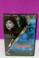 Cherry Falls / Terror Tract (DVD, Double Feature) Brittany Murphy / John Ritter