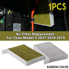 Auto Cabin Air Condition Filter Activated Carbon Replacement For Tesla Model 3