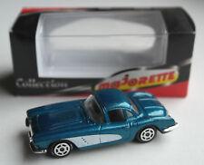 Majorette - ´58 / 1958 Chevrolet Corvette blaumet./weiß Neu/OVP