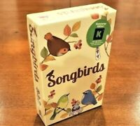 SONGBIRDS - KICKSTARTER Card Game w/ EXCLUSIVE CARDS! - NEW/SEALED/SHIP$0/INT'L!