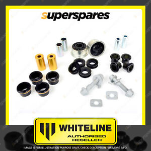 Whiteline Front Essential Vehicle Kit for TOYOTA 86 ZN6 GT-86 ZN6