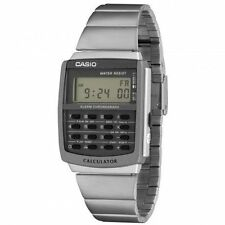 Casio Stainless Steel Band Casual Wristwatches