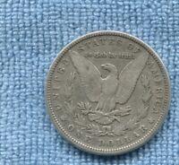 1885 Morgan Silver Dollar United States Silver One Dollar Coin K-754