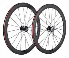 700C Carbon Wheelset  38mm 50mm  60mm 88mmFixed Gear Wheels Track Bicycle Wheels