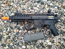 New listing Airsoft Lancer Tactical PDW AEG Metal Gearbox
