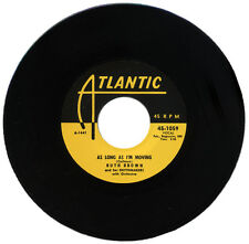 """RUTH BROWN & HER RHYTHMAKERS  """"AS LONG AS I'M MOVING""""  R&B CLASSIC"""