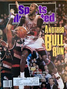 Sports Illustrated December 17, 1990 - Michael Jordan