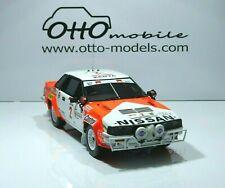 Nissan 240 RS #2 Rally Safari 1984 1/18 - Ot765 Ottomobile