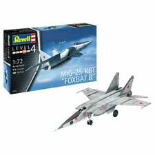 Revell 1:72 MIG-25-RBT Foxbat B Aircraft Model Kit