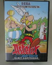Astérix and the Great Rescue (sega mega drive) PAL Neuf dans sa boîte/module/Guide #29